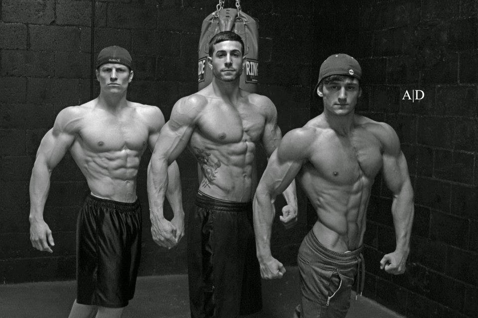 bryant wood shredded male aesthetic physiques