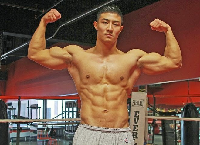 Dennis Chen | SHREDDED male AESTHETIC physiques