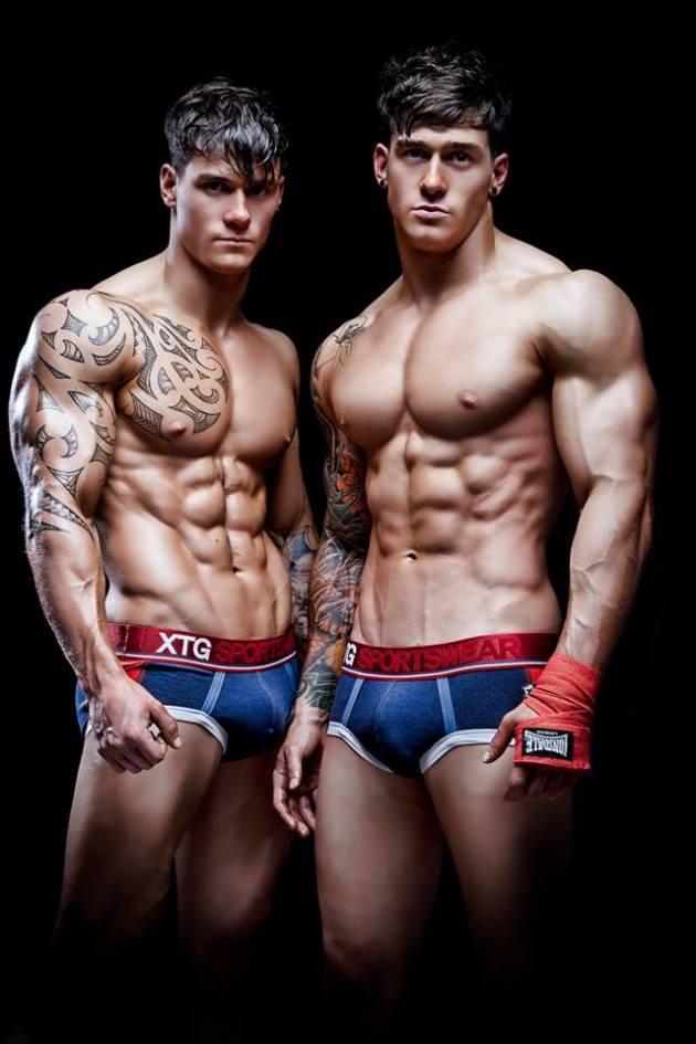 harrison twins 1