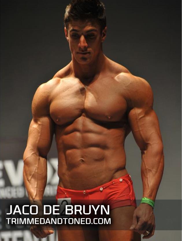 jaco de bruyn 50