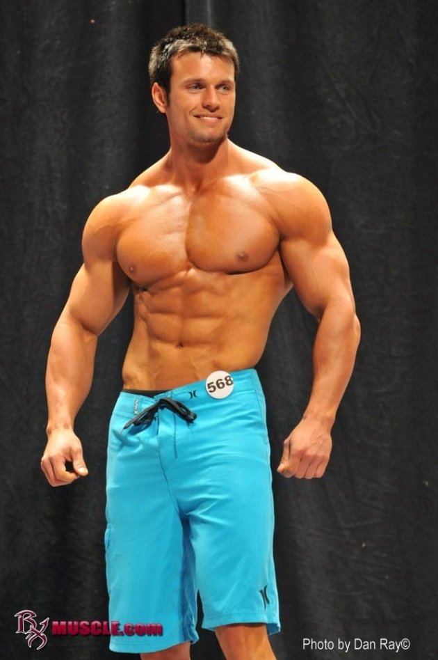 Kevin Perod | SHREDDED male AESTHETIC physiques