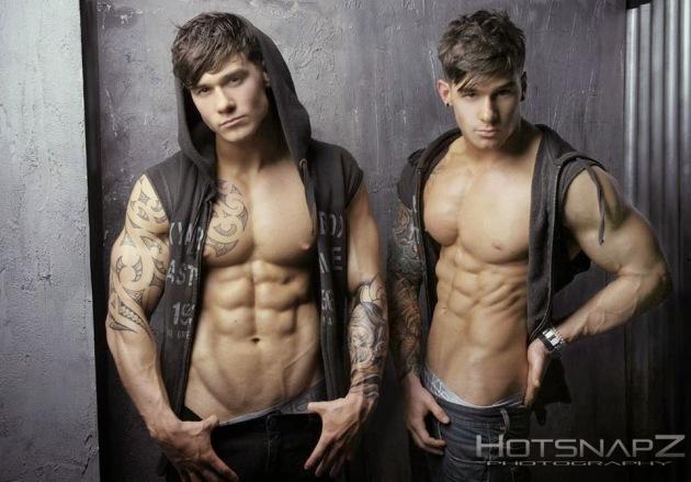 Owen and Lewis Harrison (44)