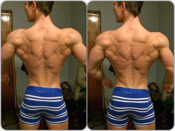 Robin Balogh | SHREDDED male AESTHETIC physiques