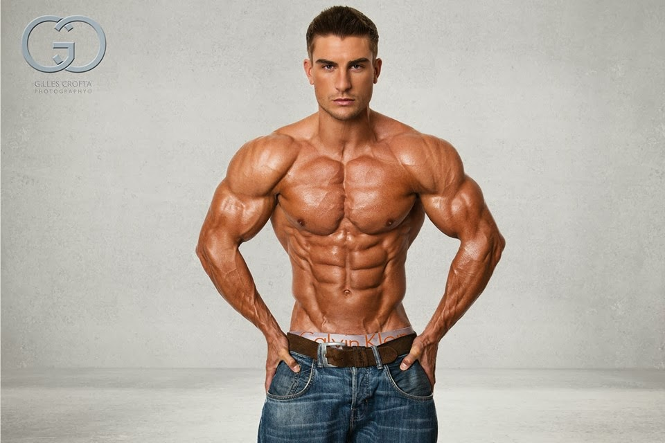 ryan terry shredded male aesthetic physiques. Black Bedroom Furniture Sets. Home Design Ideas