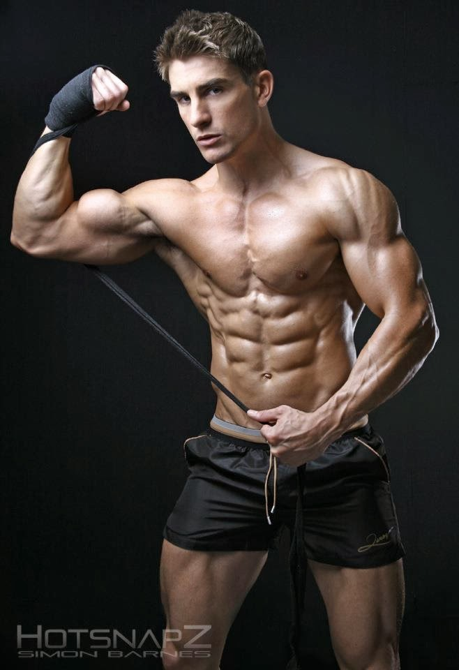 Ryan terry shredded male aesthetic physiques