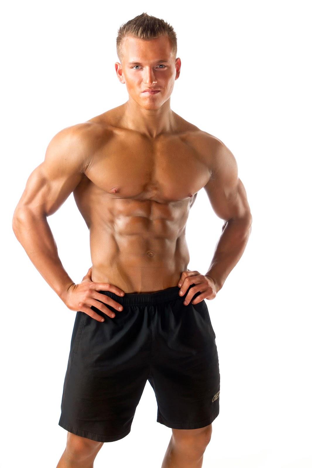 sameul dixon shredded male aesthetic physiques