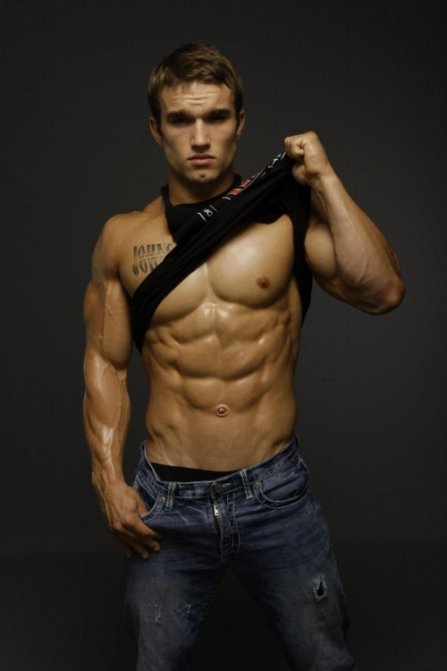 Trevor Hadley Shredded Male Aesthetic Physiques