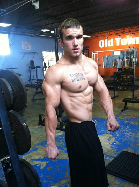 trevor hadley shredded male aesthetic physiques