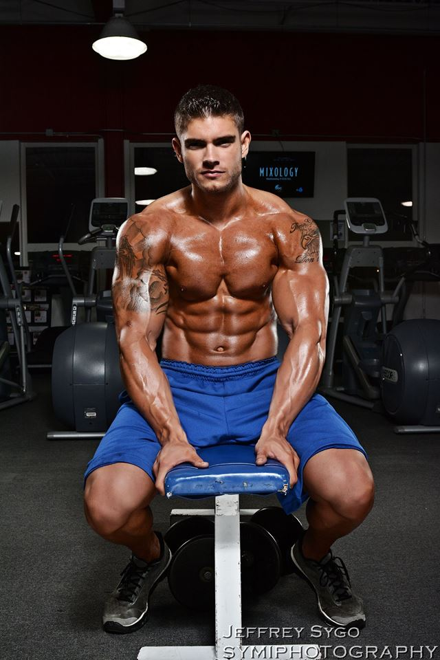 Colin Wayne | SHREDDED male AESTHETIC physiques